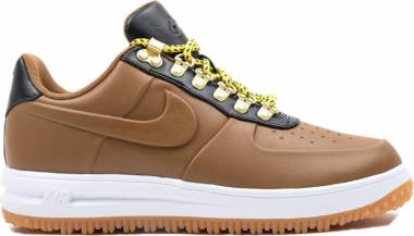 Nike Lunar Force 1 Duckboot Low - Braun (Marrone )