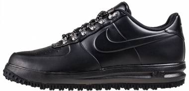 Nike Lunar Force 1 Duckboot Low - Black (AA1125001)