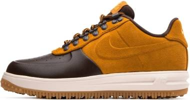 Nike Lunar Force 1 Duckboot Low - Brown