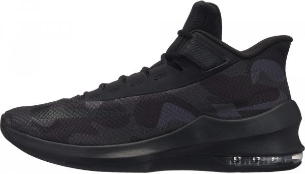 Nike Air Max Infuriate 2 Mid - Black (AO4428001)