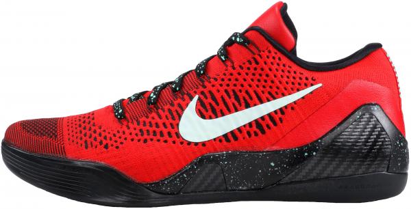 Nike Kobe 9 Elite Low - University Red, Black (639045600)
