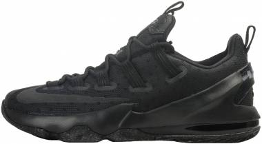 Nike LeBron 13 Low - Nero Black Reflect Argento Nero Antracite (831925001)