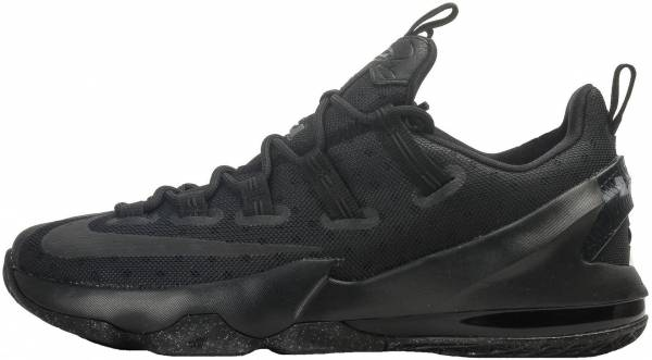 Nike LeBron 13 Low - Black/Anthracite/Reflect Silver (831925001)