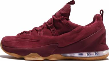 Nike LeBron 13 Low Red Men
