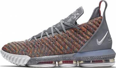 Nike LeBron 16 multi-color, multi-color Men