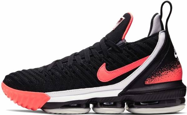 Nike LeBron 16 - Black (CI1521001)