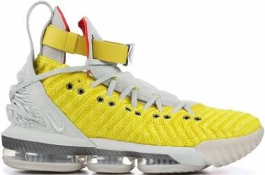 Nike LeBron 16 - Yellow (CI1145700)