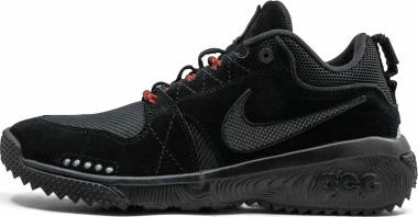 Nike ACG Dog Mountain - Dark Grey/Black-bl Glow-pnk Fl (AQ0916003)
