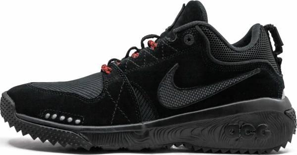 Nike ACG Dog Mountain - Dark Grey/Black-bl Glow-pnk Fl (AQ0916003)