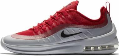 Nike Air Max Axis University Red / Black / Pure Platinum Men