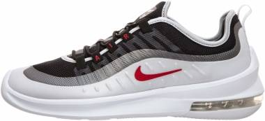 Nike Air Max Axis - Multicolore Black Sport Red Mtlc Platinum White 009 (AA2146009)