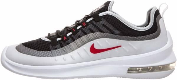 Nike Air Max Axis - Multicolore Black Sport Red Mtlc Platinum White 009 (AA2146009)