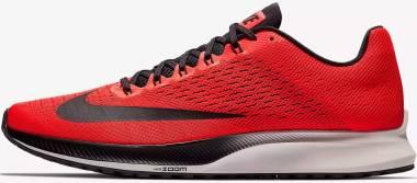 Nike Air Zoom Elite 10 Multicolore (Bright Crimson/Oil Grey/Phantom 600) Men
