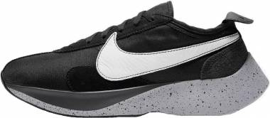 Nike Moon Racer - Black White Wolf Grey 001