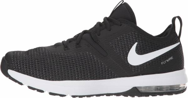 Nike Air Max Typha 2 - Black Black White 001 (AO3020001)