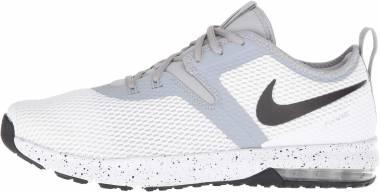 Nike Air Max Typha 2 - White White Black Wolf Grey 100 (AO3020100)