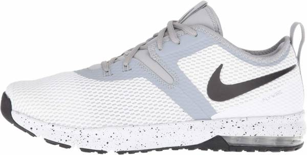 Nike Air Max Typha 2 - White White Black Wolf Grey 100 (AO3020100)