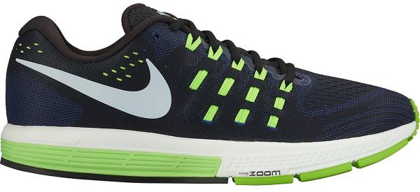 Nike Air Zoom Vomero 11 men multicolore (blk/brly grn/cncrd/elctrc grn)