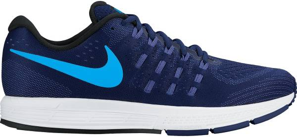 ... nike air zoom vomero 11 men loyal blue/blue glow/dark purple dust ...