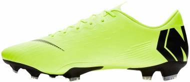 Nike Mercurial Vapor XII Pro Firm Ground - Volt Black (AH7382701)