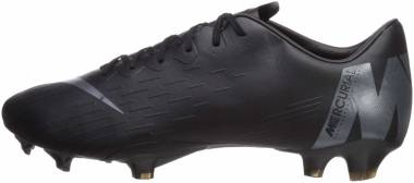 Nike Mercurial Vapor XII Pro Firm Ground - Black/Black (AH7382001)