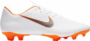 Nike Mercurial Vapor XII Pro Firm Ground - weiss (AH7382107)