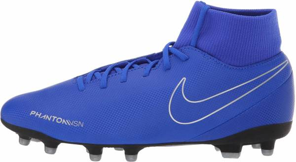 Nike Phantom Vision Club Dynamic Fit Multi-Ground Blue