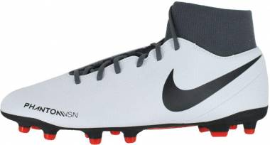 Nike Phantom Vision Club Dynamic Fit Multi-Ground White Men