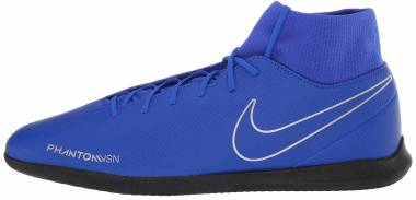 Nike Phantom Vision Club Dynamic Fit Indoor - Multicolore Racer Blue Black Metallic Silver Volt 400 (AO3271400)
