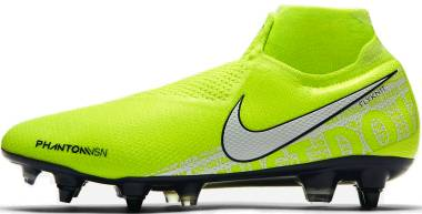 Nike Phantom Vision Elite Dynamic Fit Anti-Clog SG-PRO - Yellow (AO3264717)