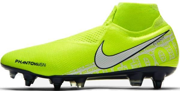 Nike Phantom Vision Elite Dynamic Fit Anti-Clog SG-PRO - Yellow
