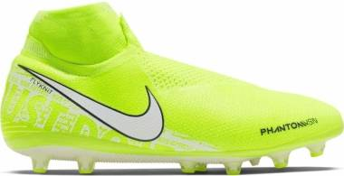 Nike Phantom Vision Elite Dynamic Fit AG-PRO - Verde Volt White Barely Volt 717 (AO3261717)