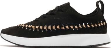 amazon Herren Nike Mayfly Woven Schuhe schwarz Lo Sneaker