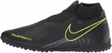 Nike Phantom Vision Academy Dynamic Fit Turf - Multicolore Black Black Volt 7