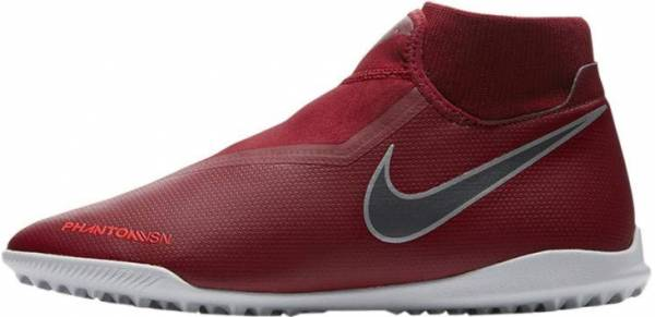 best website 1639a 74f36 Nike Phantom Vision Academy Dynamic Fit Turf Red