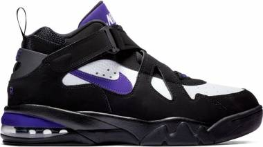 Nike Air Force Max CB - Black / Court Purple-White