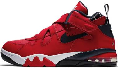 Nike Air Force Max CB - Gym Red Black White