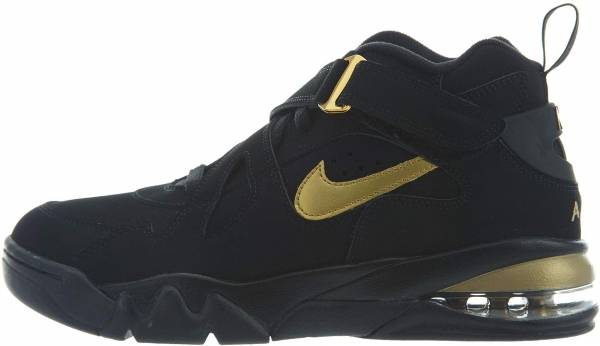 Nike Air Force Max CB Black/Metallic Gold