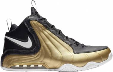 Nike Air Max Wavy Black/White/Metallic Gold Men