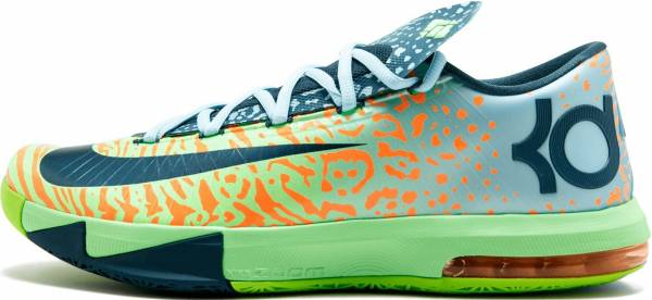 Nike KD 6 Multi