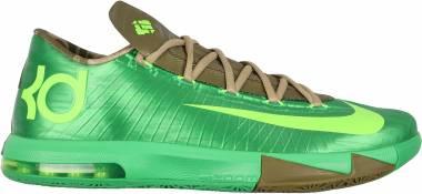 Nike KD 6 Green Men