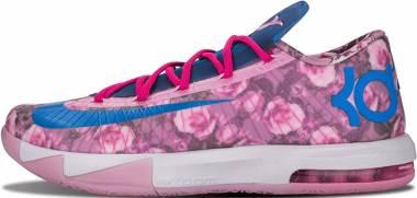 Nike KD 6 Pink Men