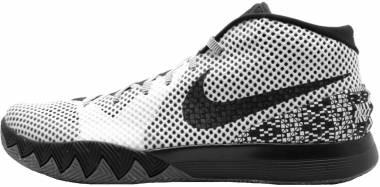 Nike Kyrie 1 - white, black-dark grey