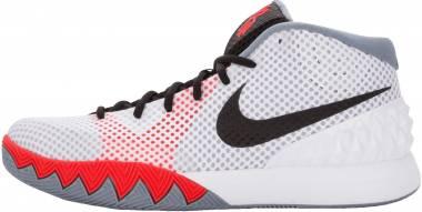 Nike Kyrie 1 White, Black-dove Grey-infrared Men
