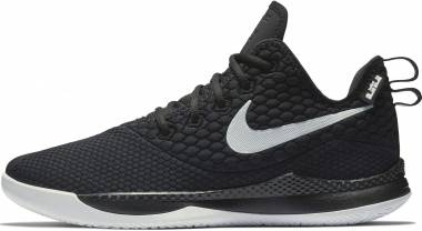 Nike LeBron Witness 3 - Black White Cool Grey (AO4433001)