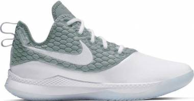 Nike LeBron Witness 3 - Wolf Grey/White-half Blue (BQ9819002)