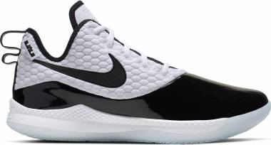 Nike LeBron Witness 3 - White/Black/Half Blue