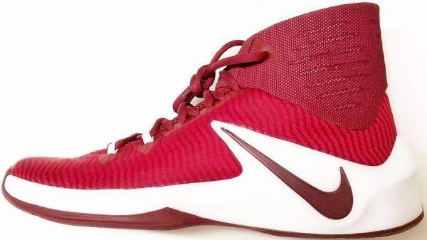 Nike Zoom Clear Out - Maroon (844372667)