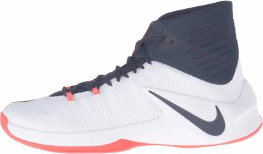 Nike Zoom Clear Out White/Obsidian Men