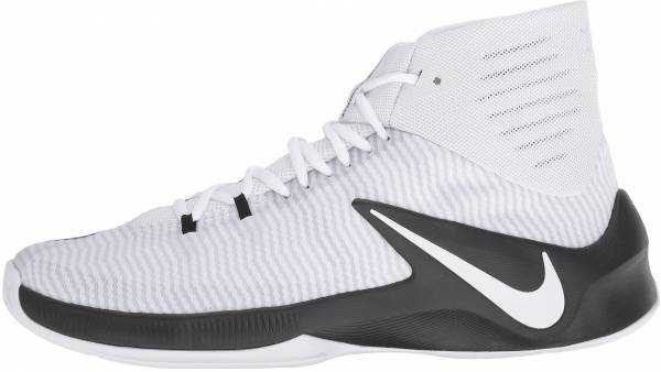 Nike Zoom Clear Out Black/White/Pure Platinum